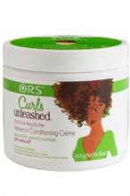 ORS Curls Unleashed Cocoa & Shea Butter Leave-In Conditioning Creme